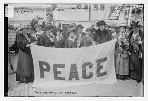 Women against the First World War (1914-1918) – A time to remember