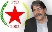 Democratic Union Party Rojava