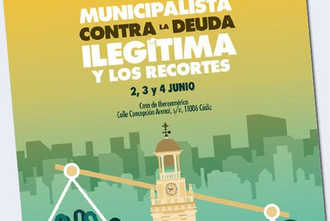 Spain: The Municipal Network against Illegitimate Debt held a second successful meeting in Cadiz
