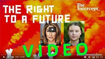 Naomi Klein and Greta Thunberg discuss the emerging transnational movement that is our best hope for a sustainable planet