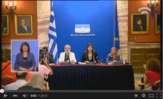 2015-05-10 01 Greek Debt Truth Commission press conference