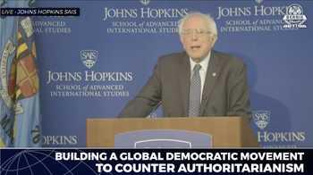 2018 10 15 03 Bernie Sanders