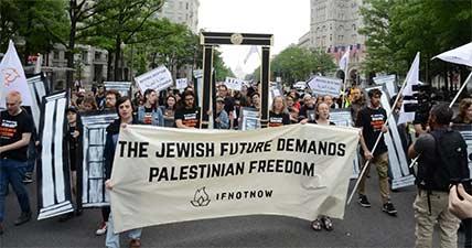 Jewish future demands Palestinian freedom
